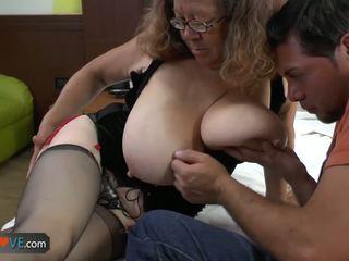 Agedlove Granny with Big Tits Banged, HD Porn bb