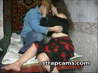 Hot step-mom confesses henne obsession med henne step-son