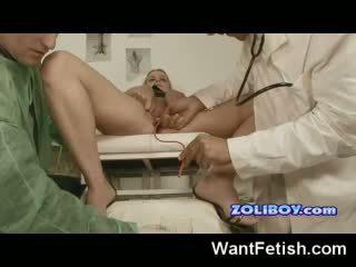 fetisch, kijken medisch film