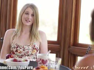 fitte slikking mer, se kvinnelige vennlig noen, se par moro