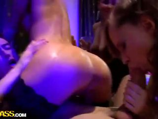 Wild Drunk Amateur Babes Fucked At House Party