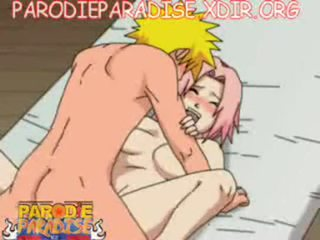 Naruto and Sakura having sex best hentai ever