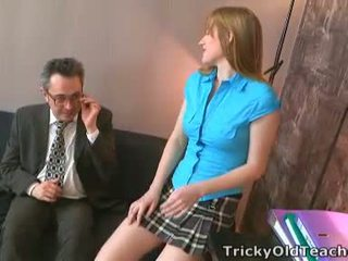 Whoever thought the teaching profession could be so interesting So much pussy involved!