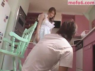 راقب فاتنة, عظيم maids أكثر, جودة الآسيوية حقيقي