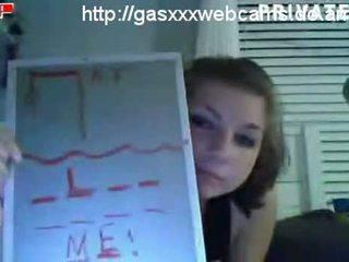 18yo Teen Have Fun On Webcam
