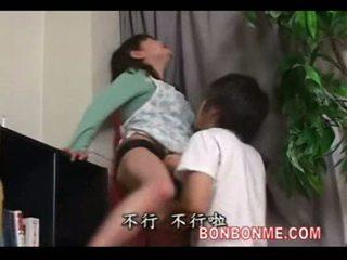 बड़ा, स्तन, deepthroat, जापानी