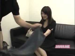 japanese, amateur, handjob