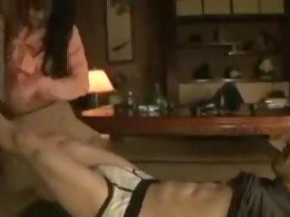 japanse thumbnail, vers bedrog scène, controleren creampie scène