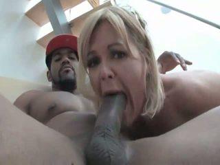 big cock, interracial, mature, older ladies