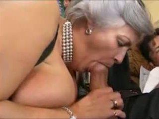 bbw thumbnail, hq grannies scène, vol gangbang neuken