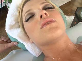 най-добър вагинален секс проверка, кавказки, cum shot