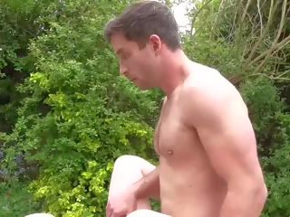 Real Mature Moms Pleasing Lucky Sons, HD Porn cf