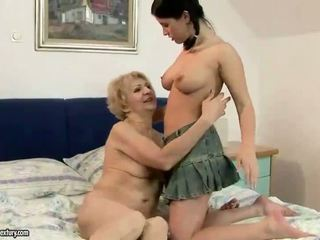 new lezzy tube, great lezzies posted, grandma