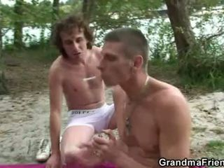 all mommy, watch old pussy hot, you grandmother hq