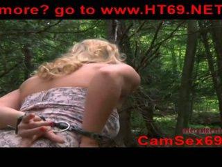 Captured Blone Slave Girl