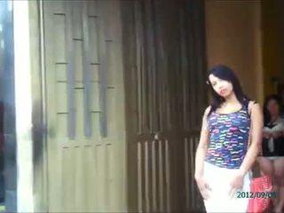 Real ulica prostitutes od bogota, kolumbija, del 1 od 3, rdeča svetloba district - 360p