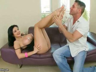 real fetiș picior orice, fierbinte toe sucking calitate