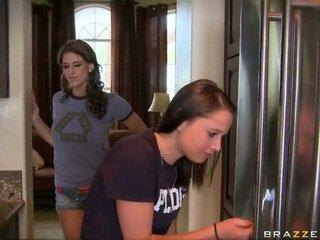 college girl, kiciuś, lesbijka