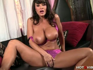 any brunette, toys, big boobs