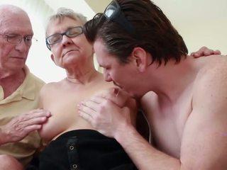 Smutsiga hanrejen äldre fruar unleashed, fria porr c7