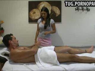 reality, blowjob, massage