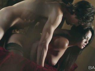 brunetă, hardcore sex
