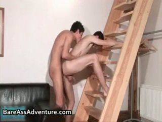 Daniel Wood And Marty Marshall In Gay Exposedback Porno 11 By Strippedassadventure