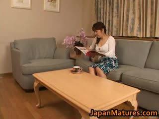 Eri nakata japońskie mama