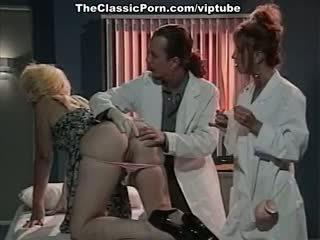 Leena, asia carrera, tom byron v staromodno seks clip