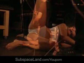 Baik seks mengikat tubuh budak mulut kotor dari air mani di seks kasar agresif sub unbearable apaan video