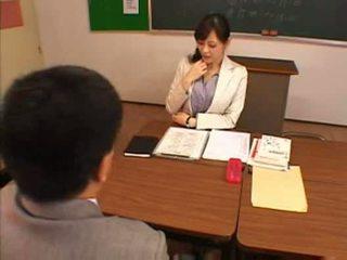 japānas, skolotājs