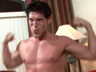 oral, muscular, straight