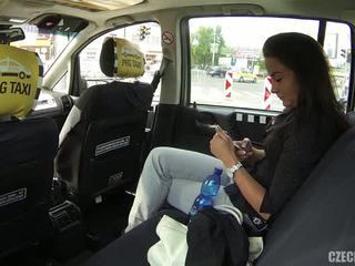 Warga czech taxi