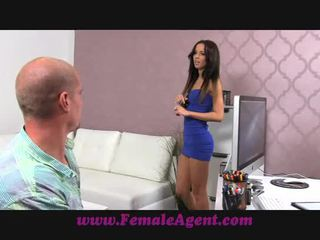 Femaleagent delicious agent no seduction