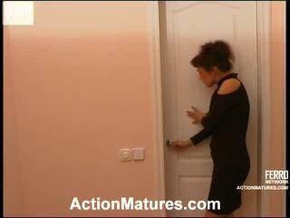 Hot Action Matures Vid Starring Herbert, Nicholas, Leonora