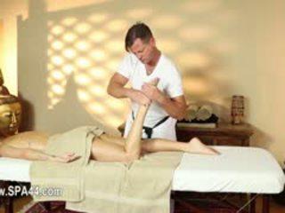 softcore, babe, massage