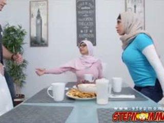 น่ารัก mia khalifa ร่วมเพศ a ควย ด้วย julianna vega