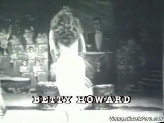 Besar titted betty howard