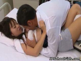 hardcore sex, veľké prsia, mladí malí aziati