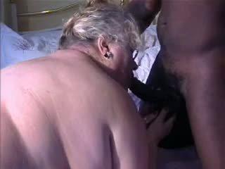 Bbw Granny Interracial