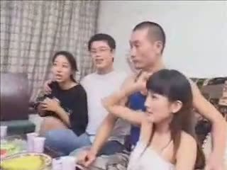 group sex, wife, hardsextube, chinese, asian