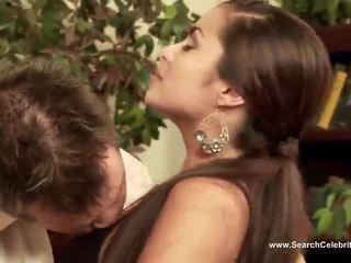 امرأة سمراء, الجنس عن طريق الفم, نحيل
