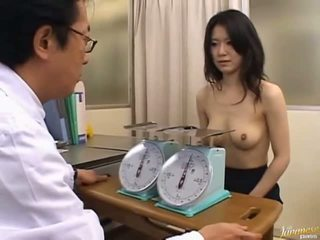 Jaapani av mudel armas kontoris tüdruk