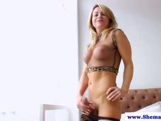 shemale, big tits, tranny