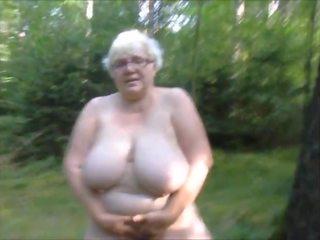 German Granny Slut Teil 1, Free Big Natural Tits Porn Video