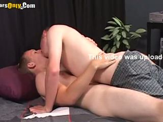 Hot Gay Man Sucking Dick
