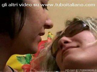 Itālieši sisters sorelle amatoriale