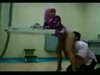 Arab hijab perseestä at hänen gynecologist video-