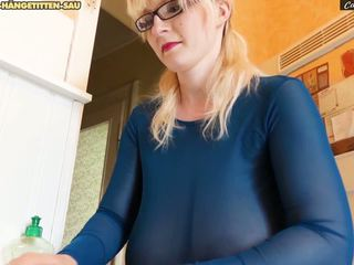 Xtreme Saggy Udders Maid Casey Deluxe, HD Porn f9
