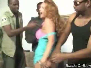 group sex, gang bang, interracial